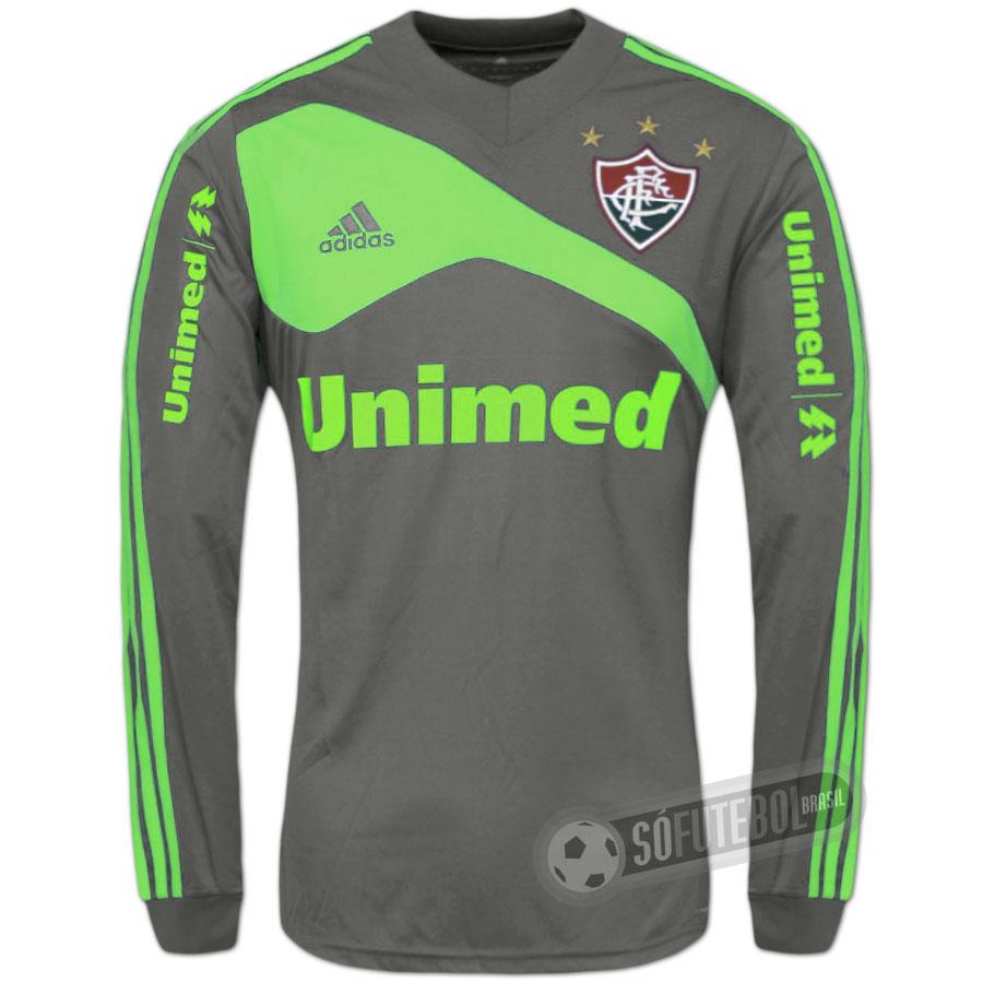 241dd26170 Camisa Fluminense - Goleiro. Carregando.