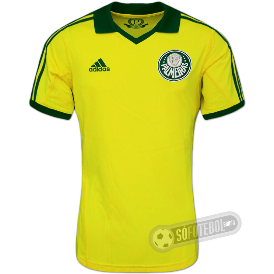 Camisa Palmeiras - Modelo III b36ace81d0834
