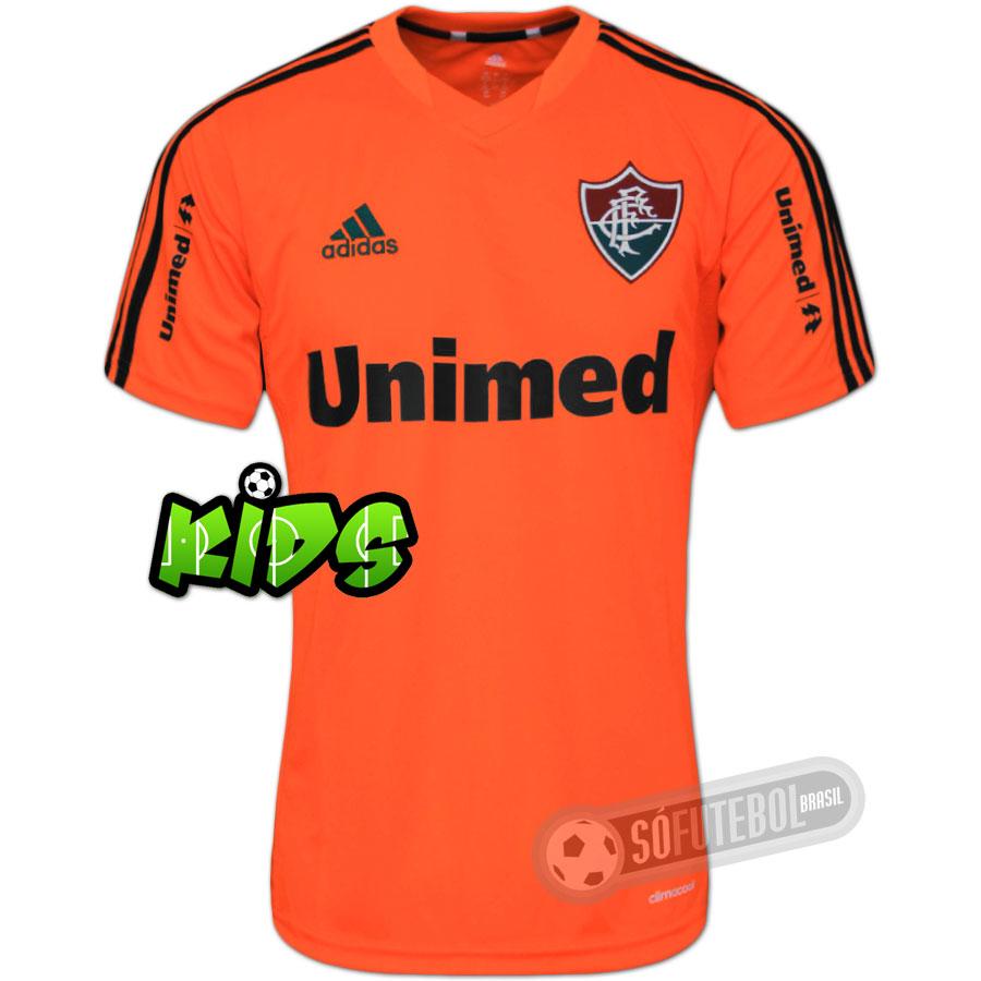Camisa Fluminense - Modelo III - Infantil e5900c057fae1