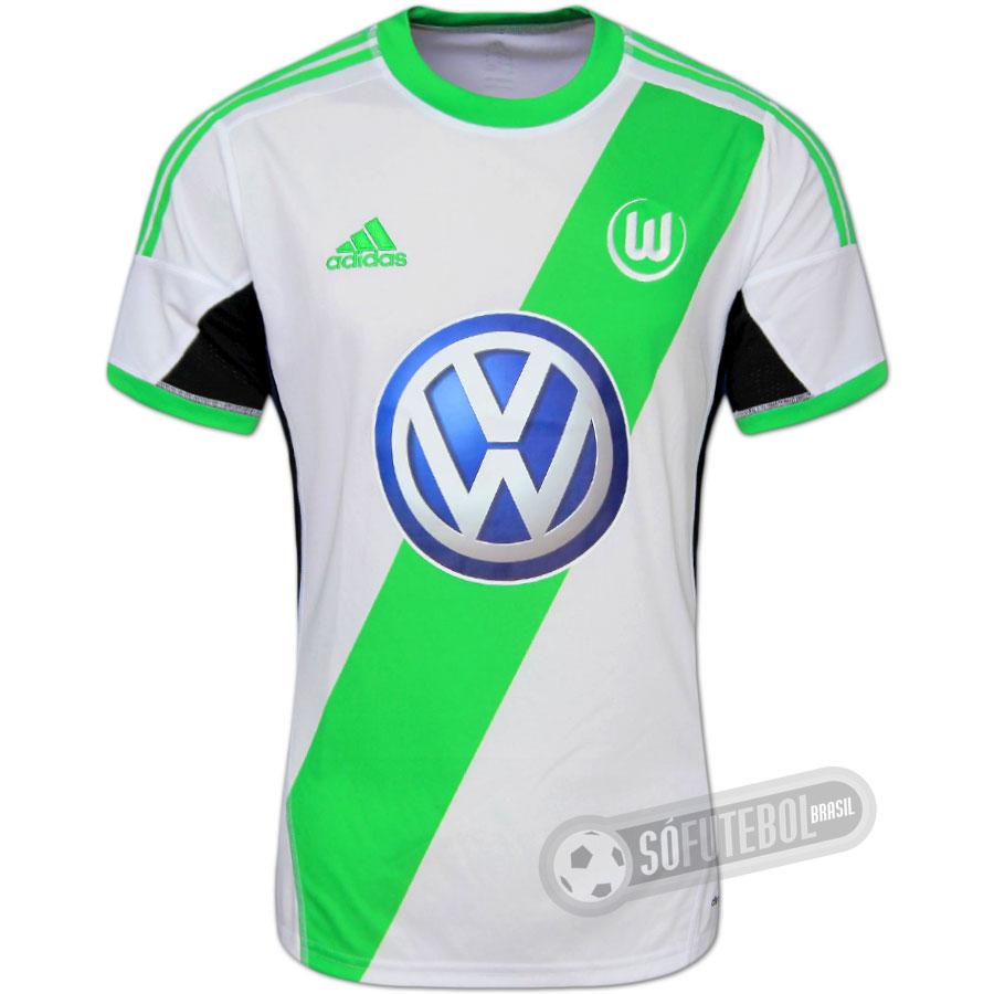Camisa Wolfsburg - Modelo I. Carregando. 9654fc7ad1ab2