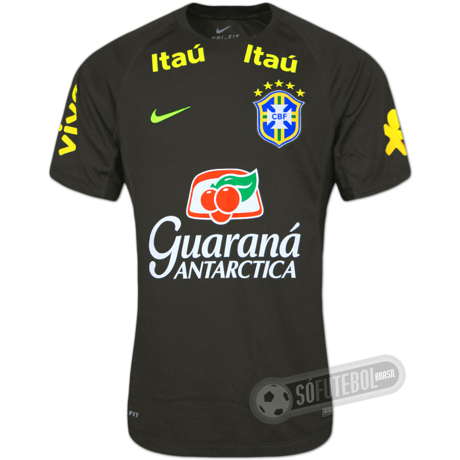 027b4330da Camisa Brasil - Treino. Carregando.