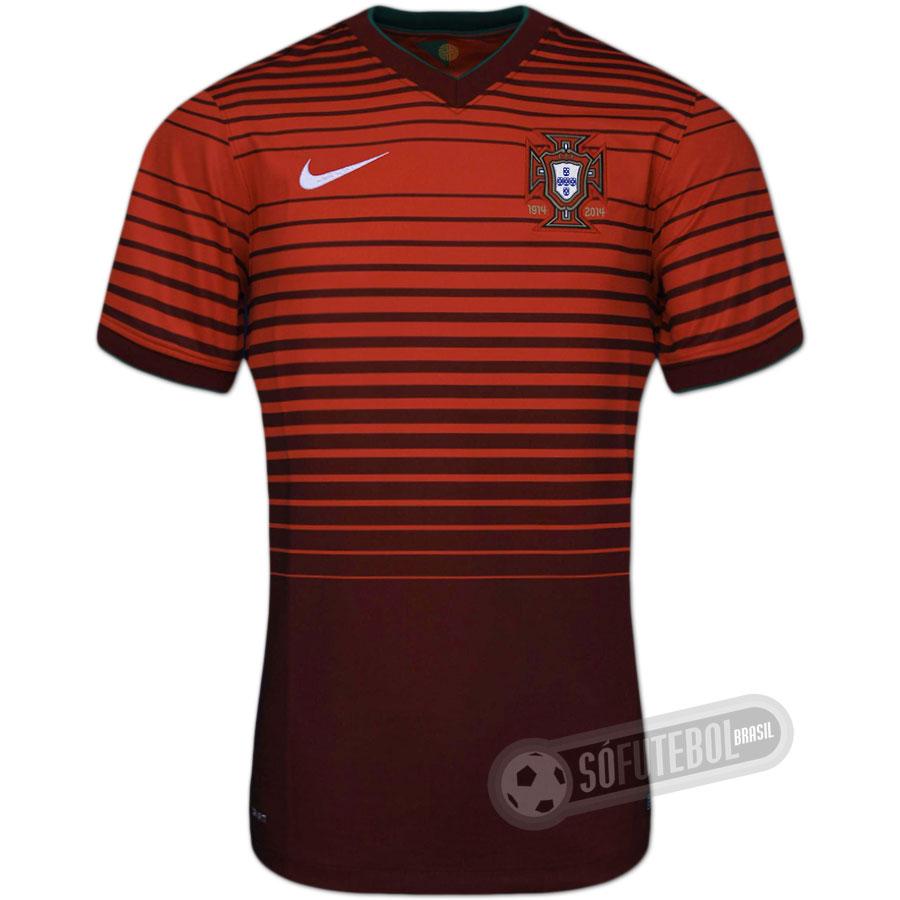 Camisa Portugal - Modelo I. Carregando. 5486461d548bd