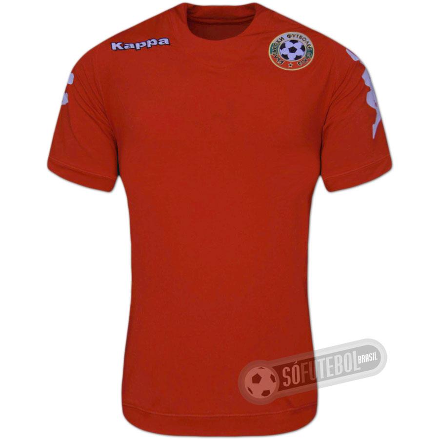 Camisa Bulgária - Modelo II e03e31497f213