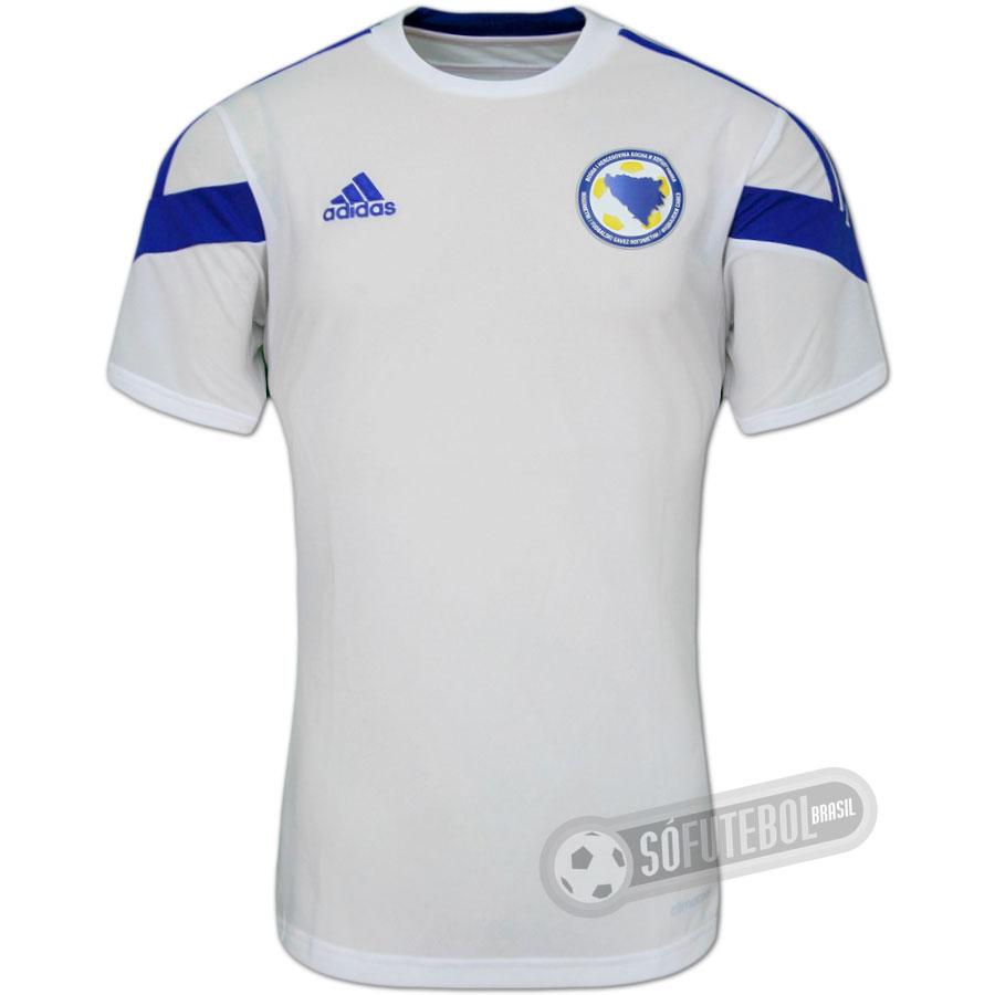 Camisa Bósnia e Herzegovina - Modelo II. Carregando. 8acdb6910408c