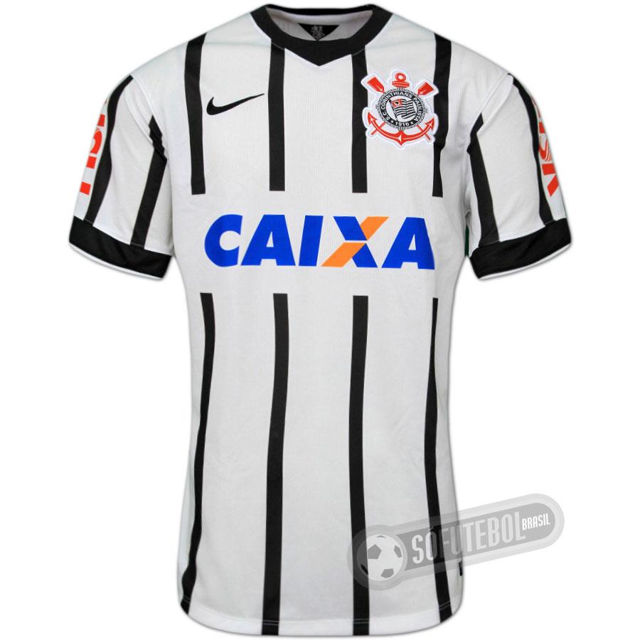 Camisa Corinthians - Modelo I. Carregando. 8a4ed345dc348