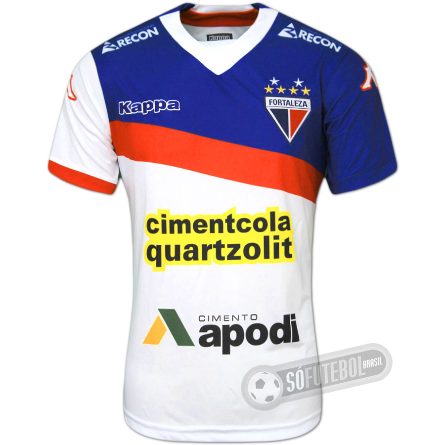 Camisa Fortaleza - Modelo II d246e750b705e