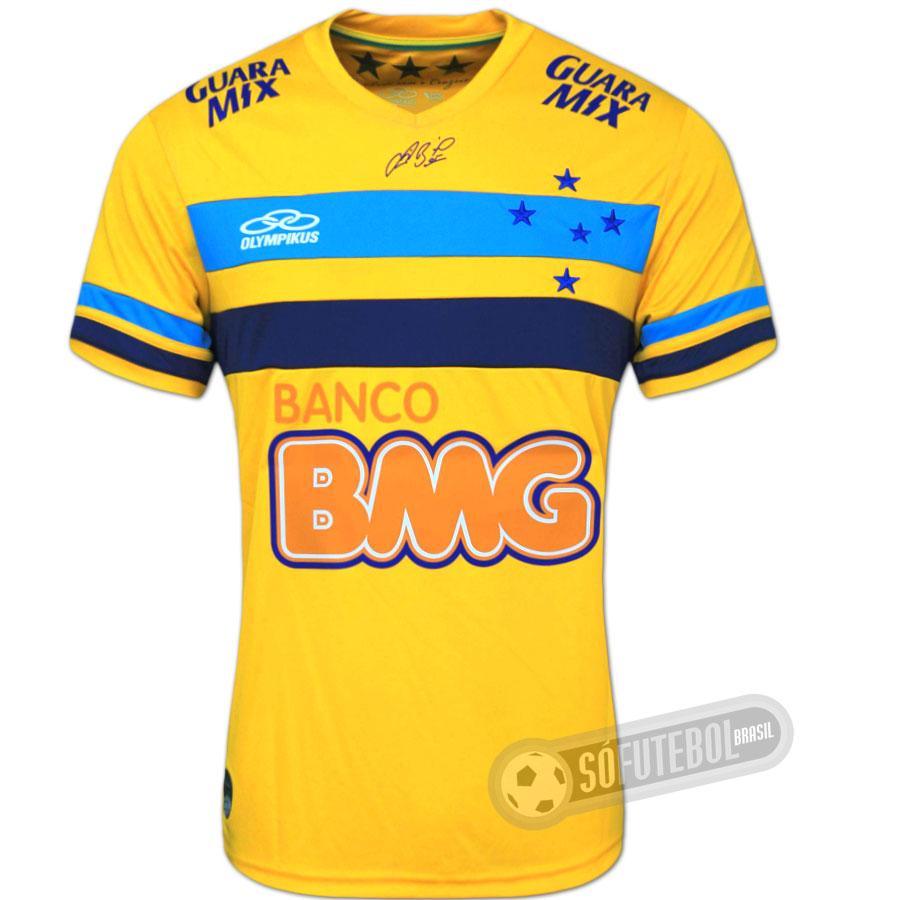 e42c0e8bfa22a Camisa Cruzeiro - Goleiro. Carregando.