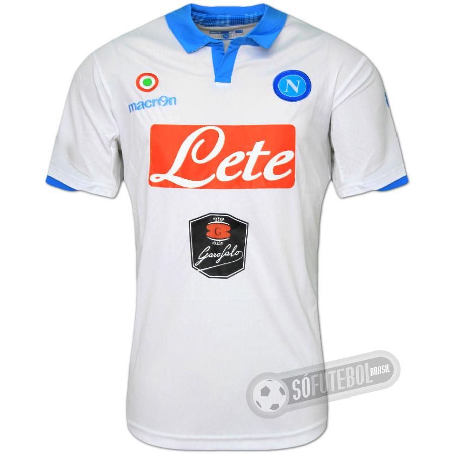 Camisa Napoli - Modelo II aca067ac23520