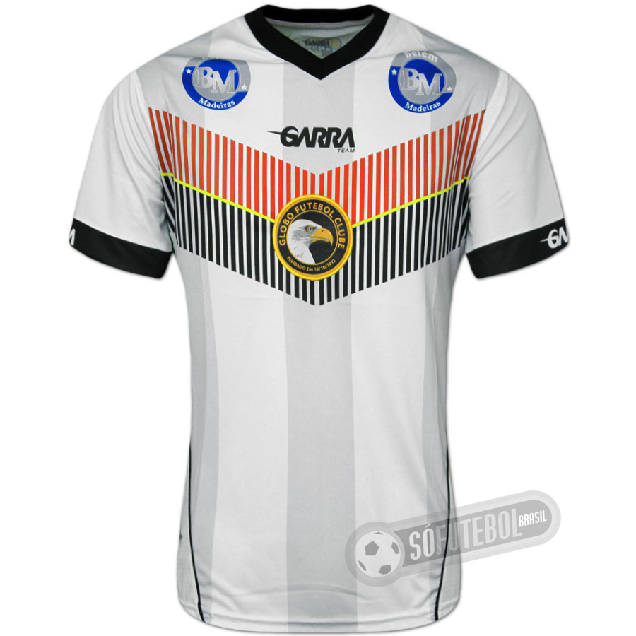 Camisa Globo - Modelo I aa2c69ffc68