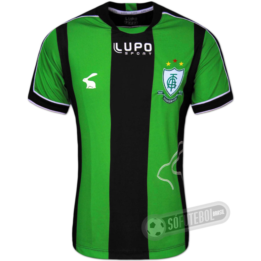 Camisa América Mineiro - Modelo I 473d3df525fad