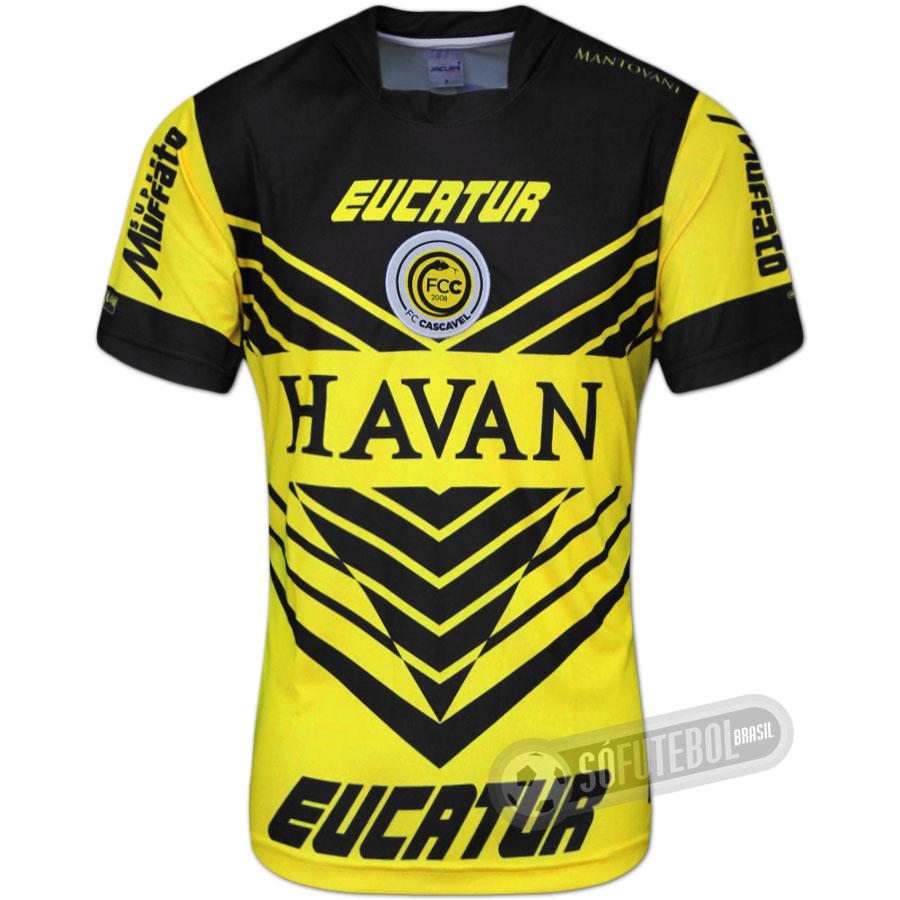Camisa Cascavel - Modelo I 17182558622e1