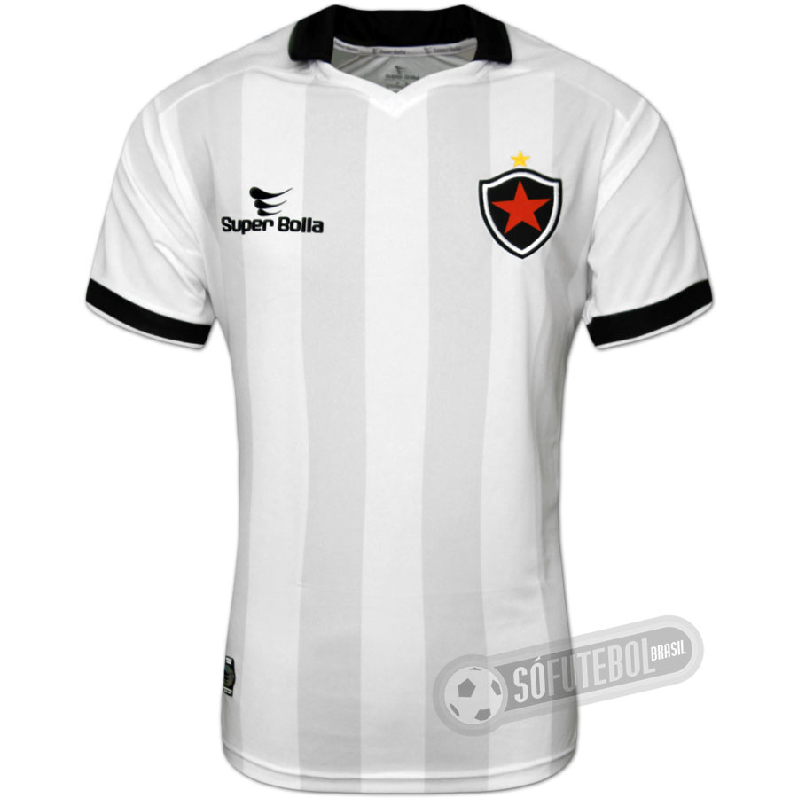 8c802547aa Camisa Botafogo da Paraíba - Modelo II