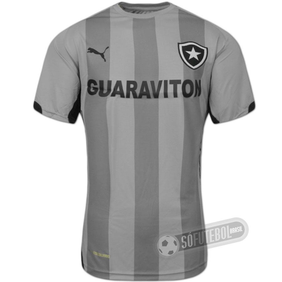 ba3c117b06 Camisa Botafogo - Modelo IV. Carregando.