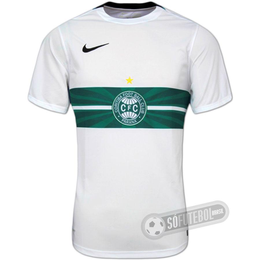 1af7883f2a2eb Camisa Coritiba - Modelo I