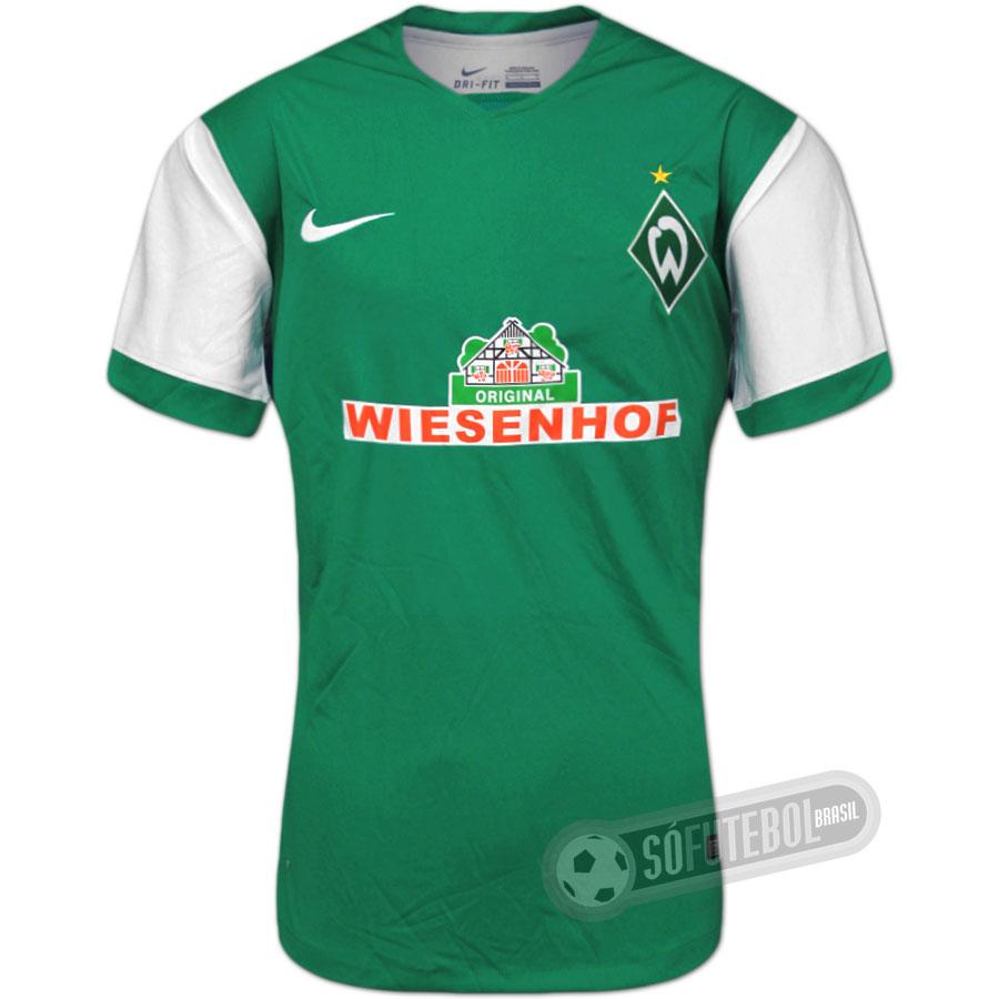 d91e39515a Camisa Werder Bremen - Modelo I