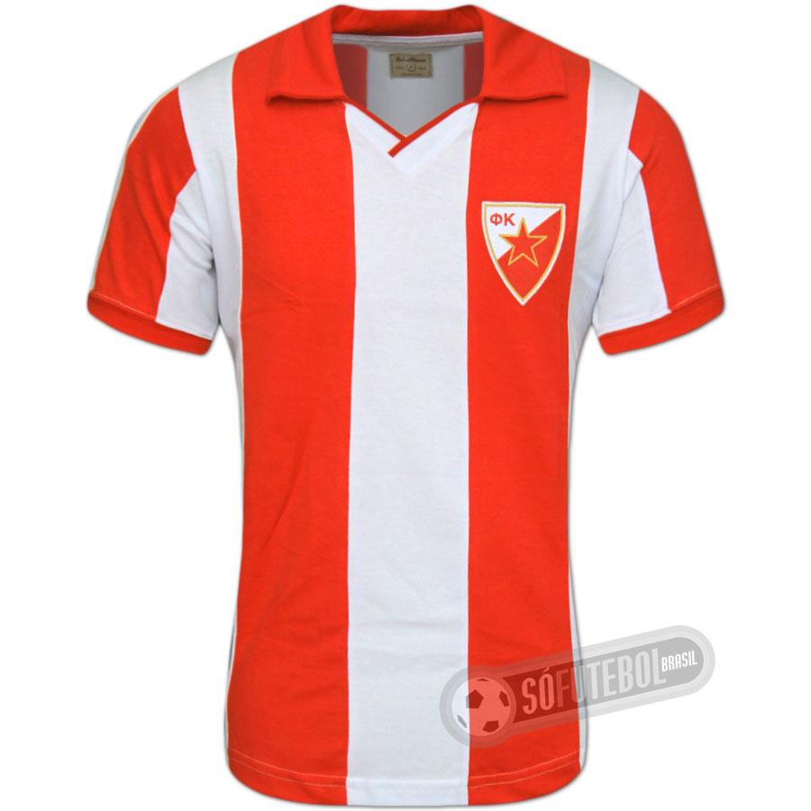 de66faea6b Camisa Estrela Vermelha 1991 - Modelo I. Carregando.