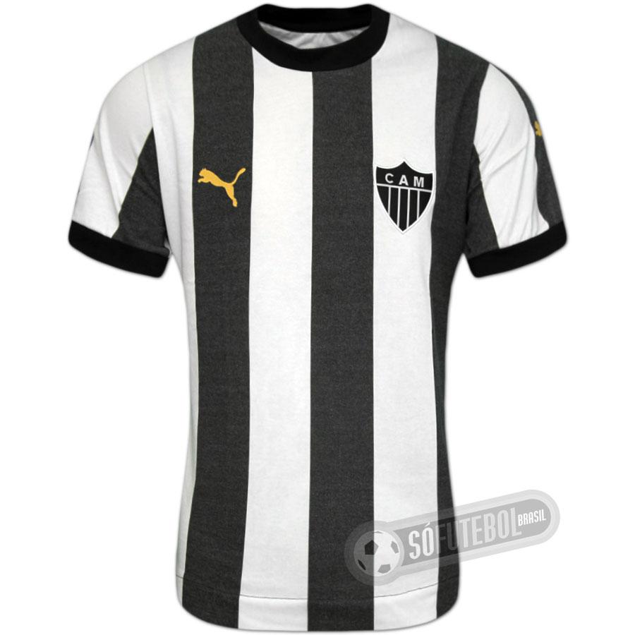 ca043d853 Camisa Atlético Mineiro 1971 - Modelo I