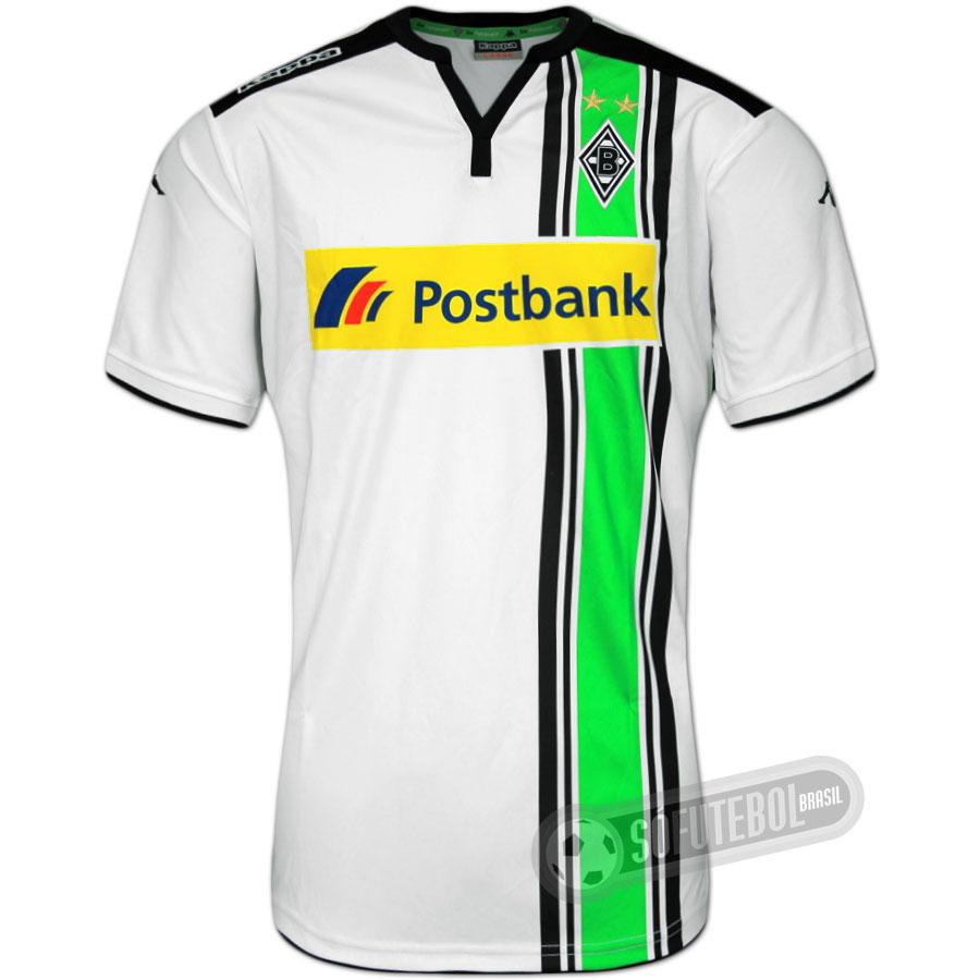 7decb91869 Camisa Borussia Mönchengladbach - Modelo I. Carregando.