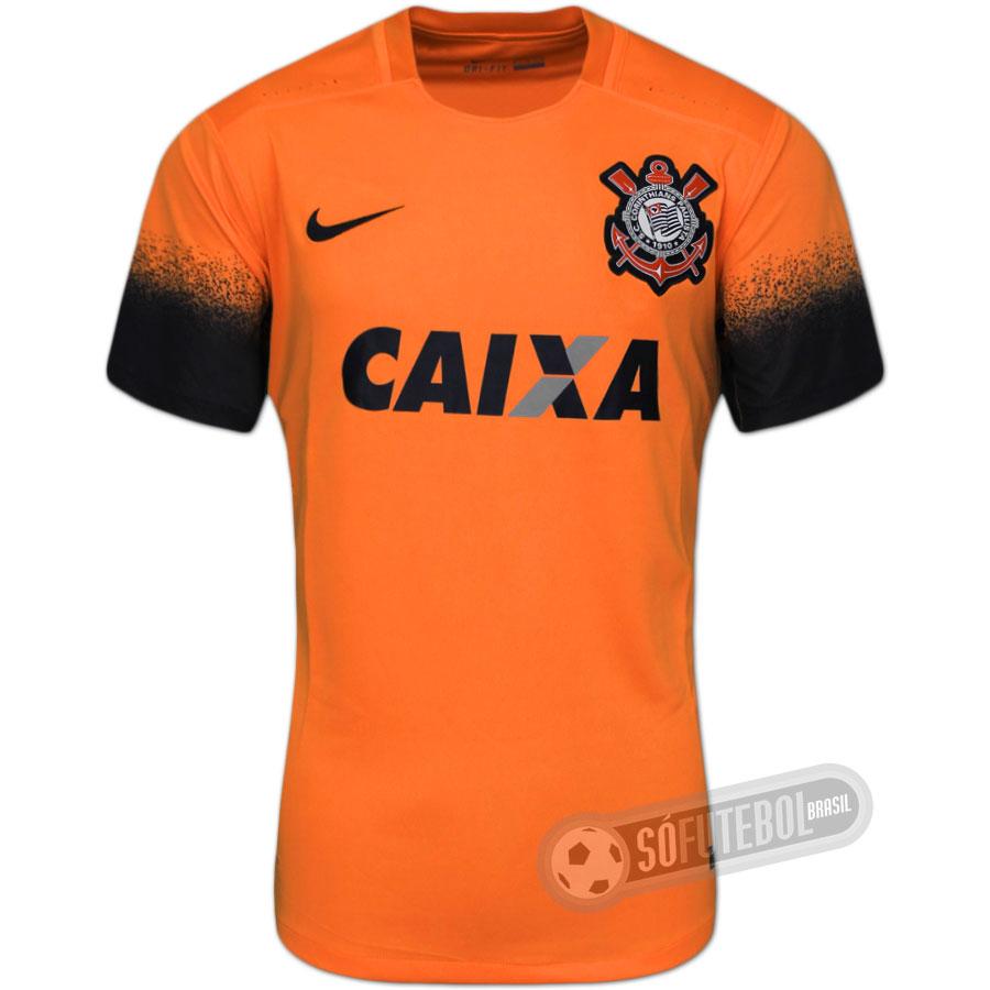 Camisa Corinthians - Modelo III. Carregando. af9116950b9d5