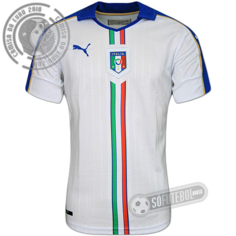 Camisa Itália - Modelo II. Carregando. d0e690564d9ca