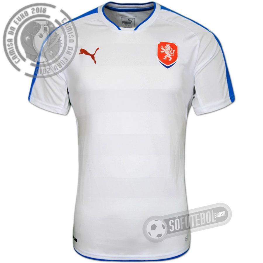 787646d78a5b4 Camisa República Tcheca - Modelo II