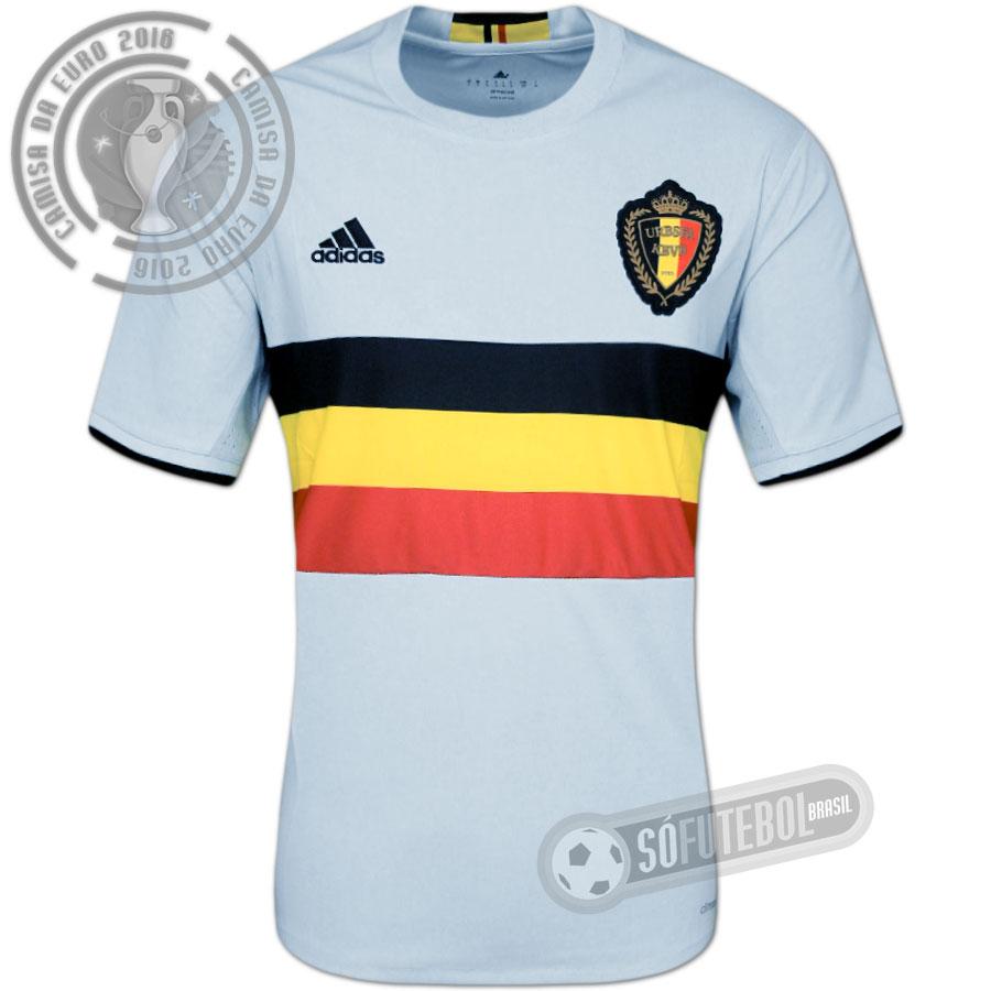 670119f783 Camisa Bélgica - Modelo II. Carregando.