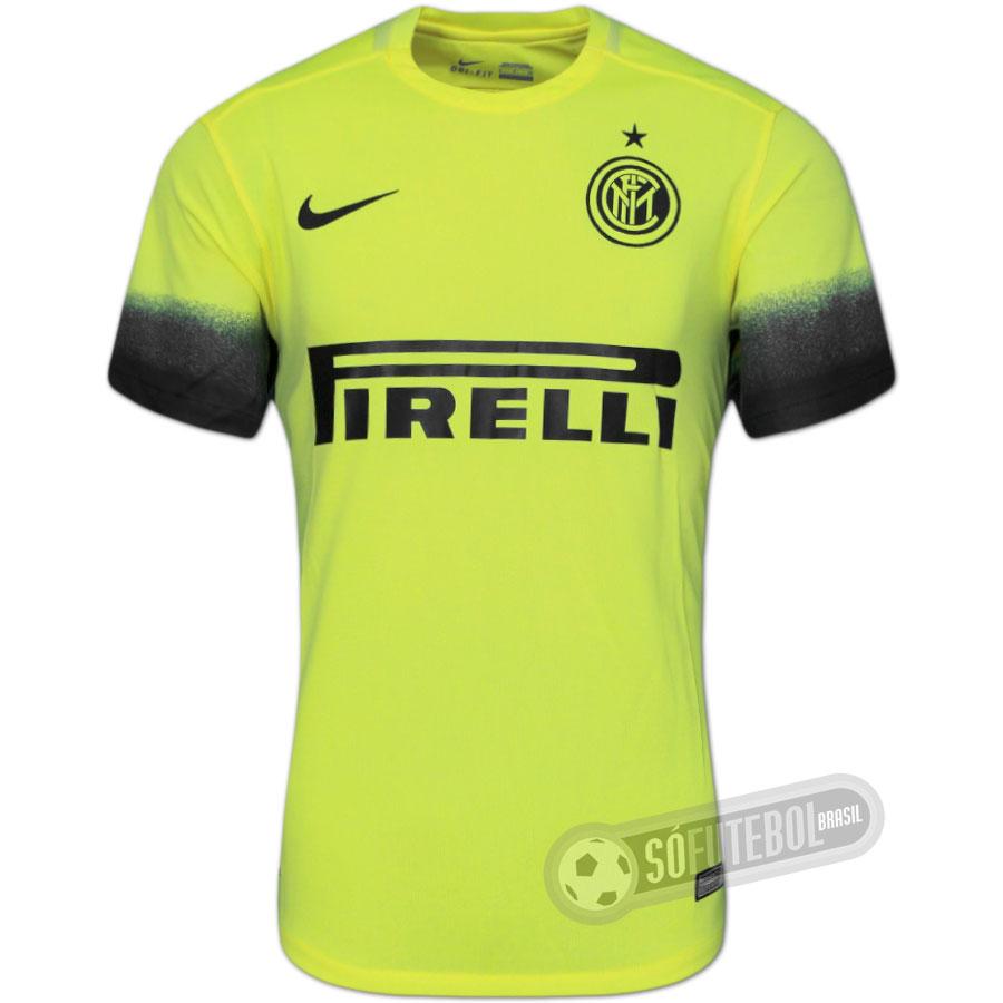 21c9cc7695 Camisa Inter de Milão - Modelo III