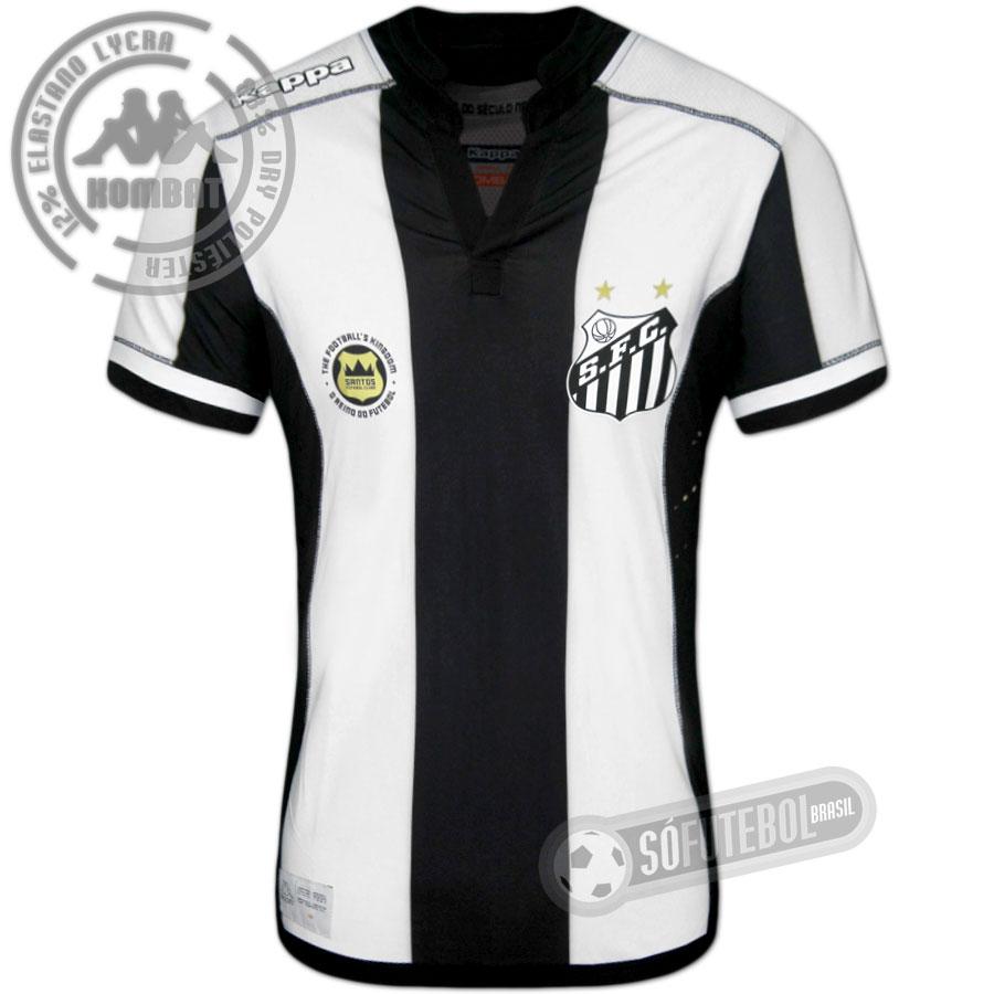 Camisa Santos - Modelo II (Jogador Kombat). Carregando. 6393e05d9e5be