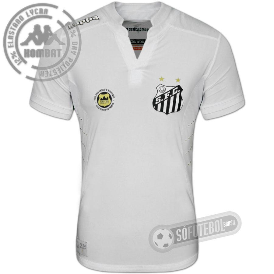 Camisa Santos - Modelo I (Jogador Kombat). Carregando. 62f765fc22fda