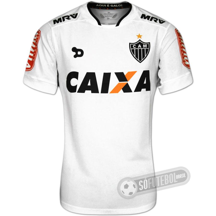 Camisa Atlético Mineiro - Modelo II. Carregando. 9c872b38e9212