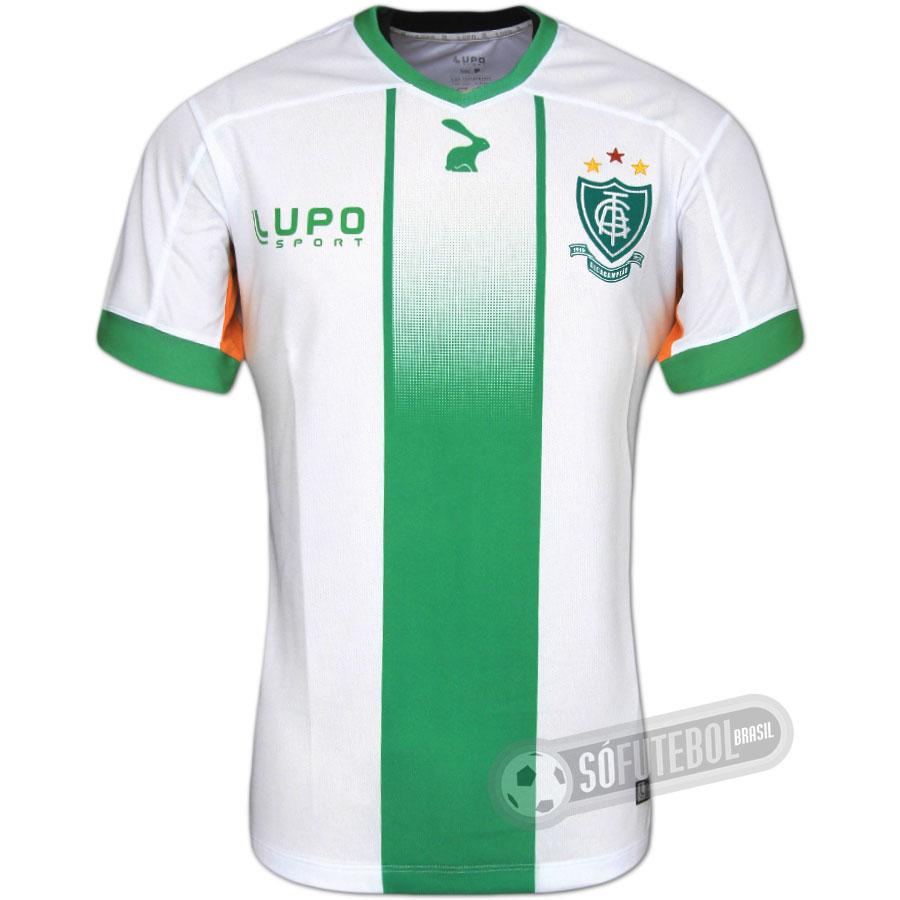 Camisa América Mineiro - Modelo II aa820d99d61