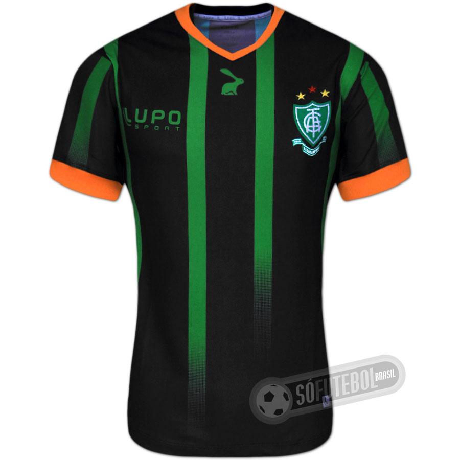 Camisa América Mineiro - Modelo I 7a387c62a39