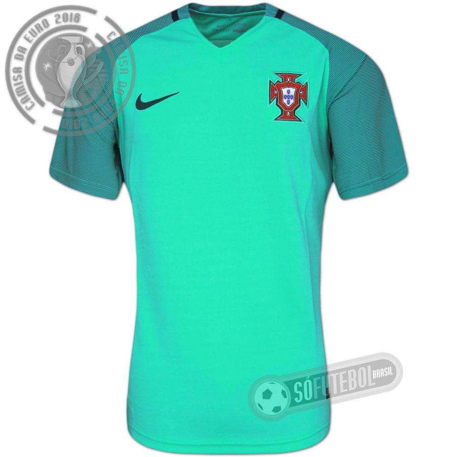 Camisa Portugal - Modelo II. Carregando. 0559508cb7a2a