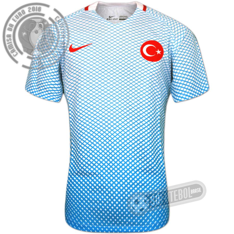d161d0fcde Camisa Turquia - Modelo II. Carregando.