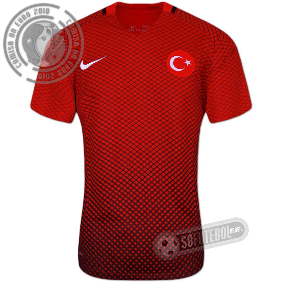 5104dd6e7 Camisa Turquia - Modelo I. Carregando.