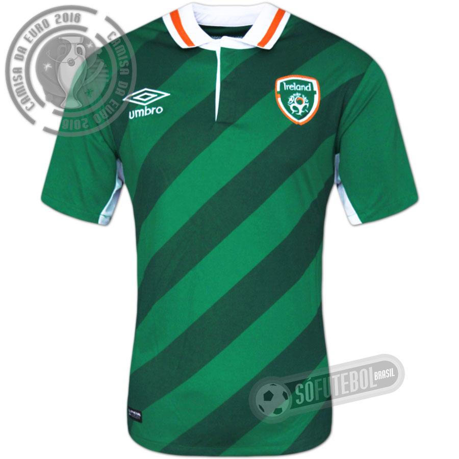 7003c7a12c Camisa Irlanda - Modelo I. Carregando.