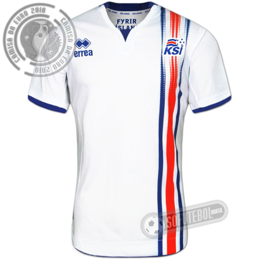 Camisa Islândia - Modelo II e92e1425b5198