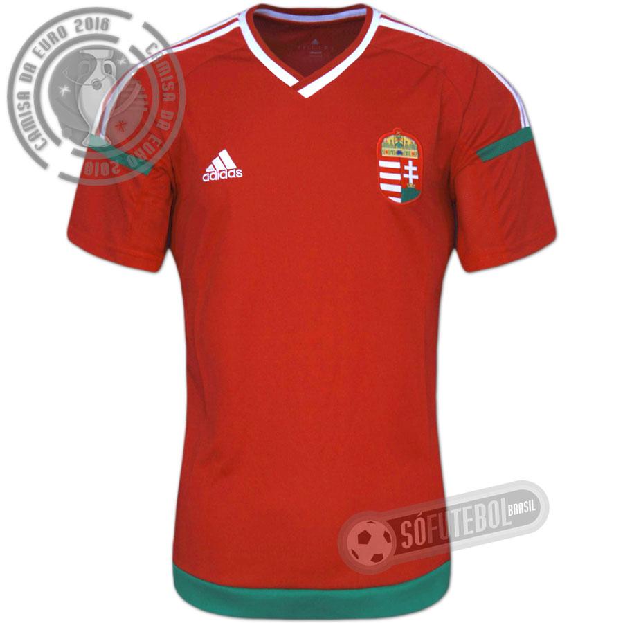 9fb3e1355387f Camisa Hungria - Modelo I