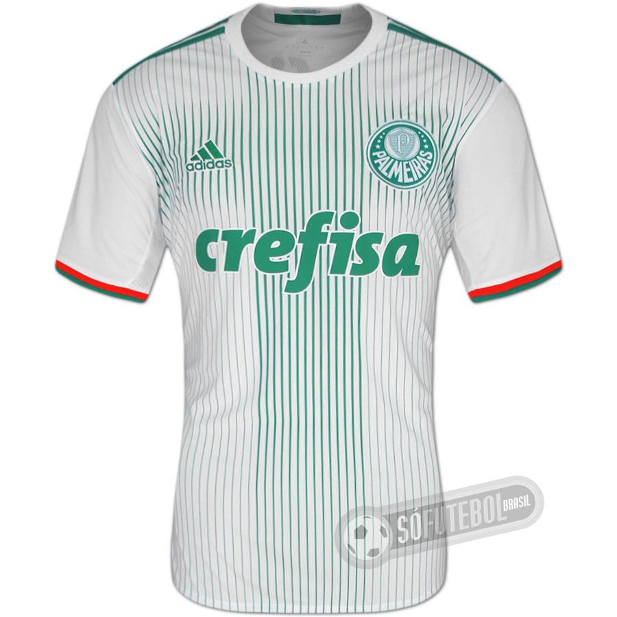 f38f223a2dc55 Camisa Palmeiras - Modelo II. Carregando.