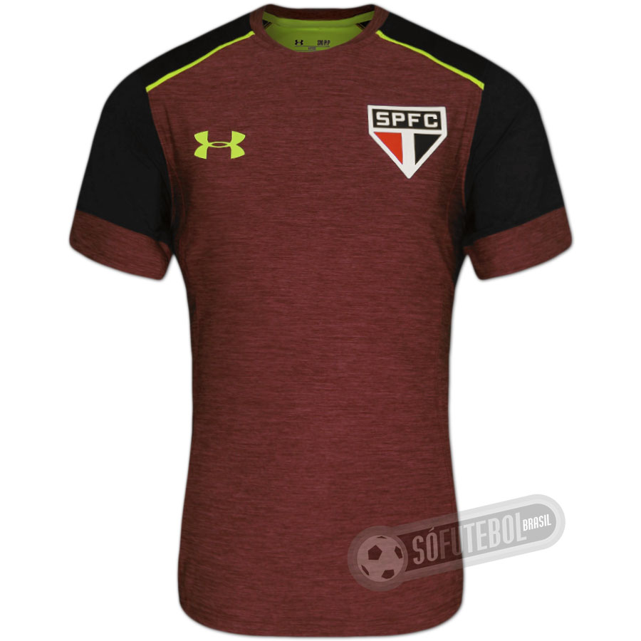 54a56fd22f Camisa São Paulo - Treino. Carregando.