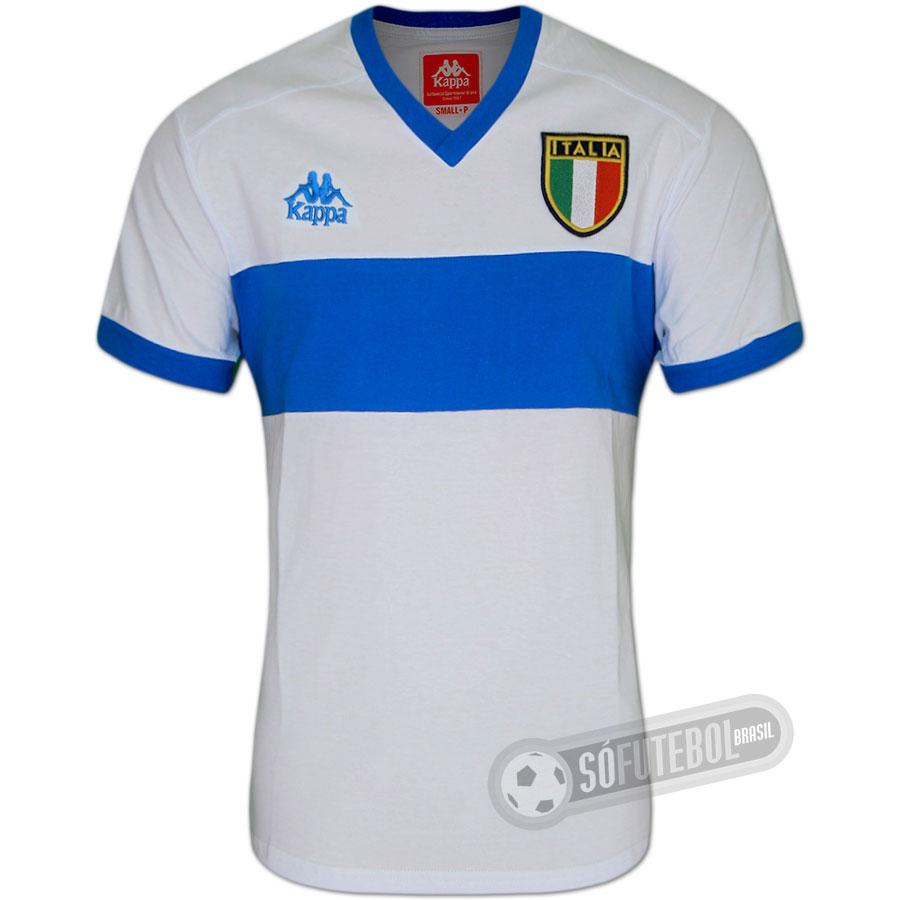 Camisa Itália 1999 - Modelo II 003e29a9fca1c