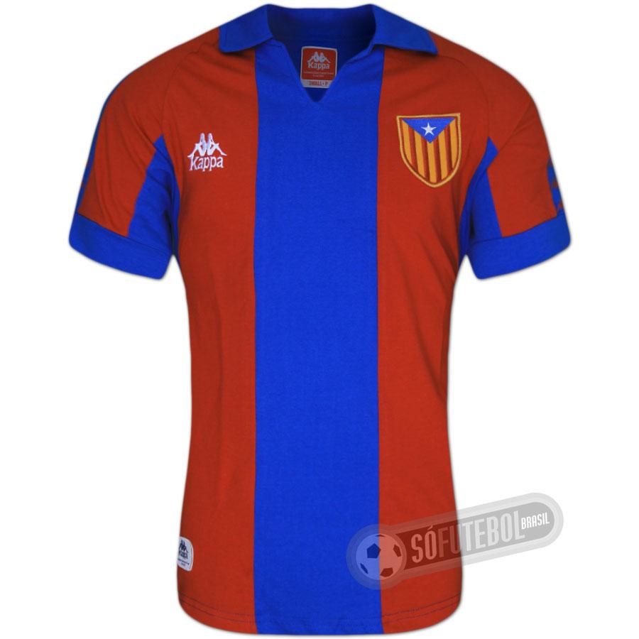 Camisa Catalunha 1997 - Modelo I. Carregando. 792459f69c4af