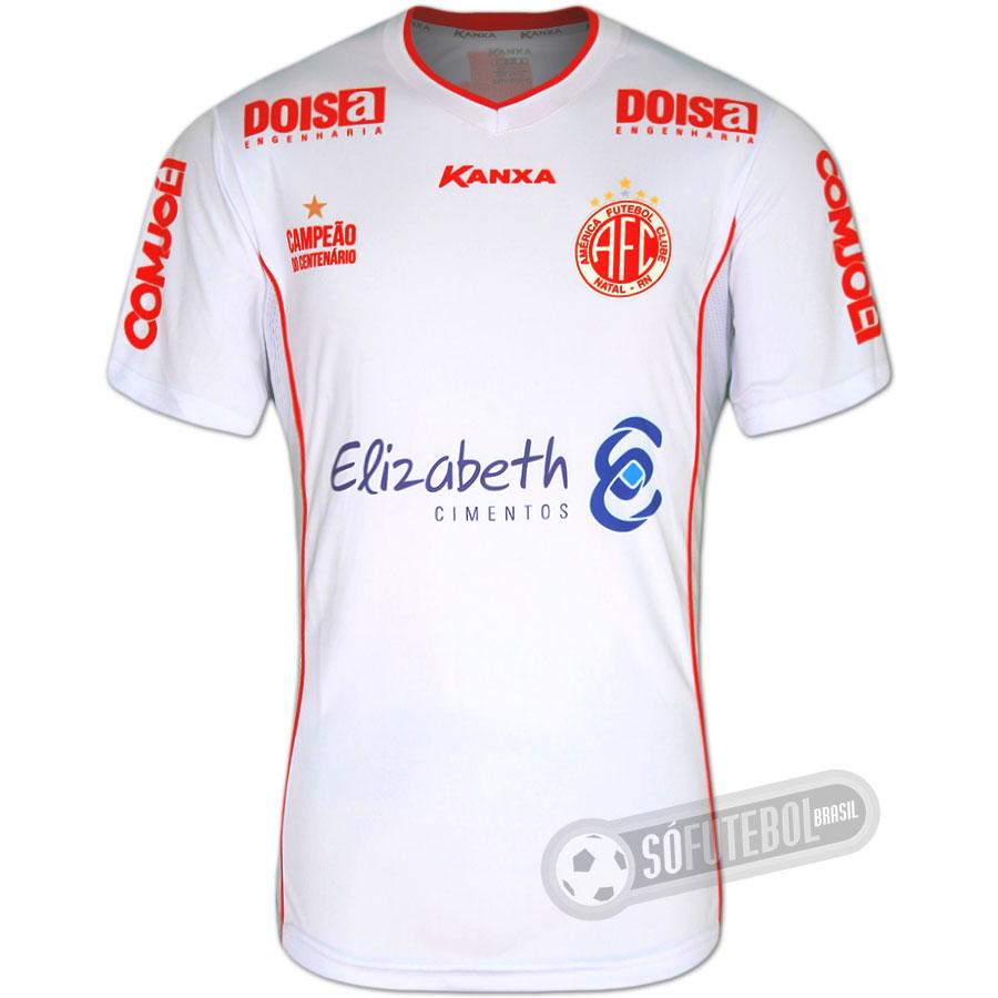Camisa América de Natal - Modelo II e95b962b671