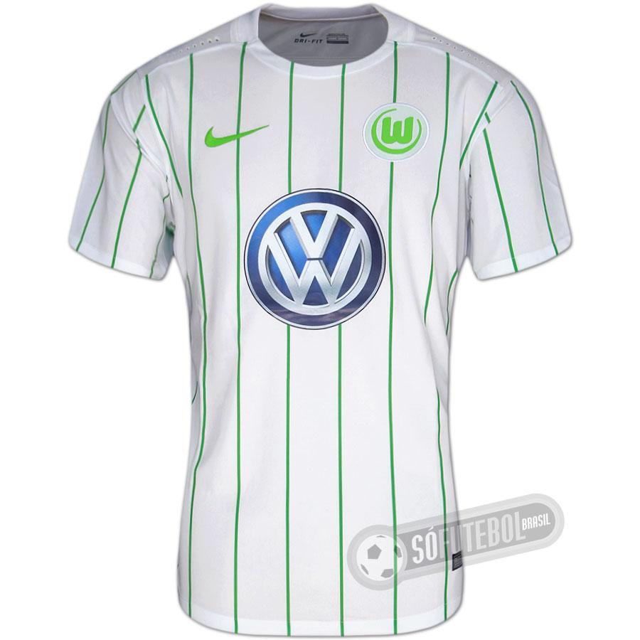 6018da779a Camisa Wolfsburg - Modelo II