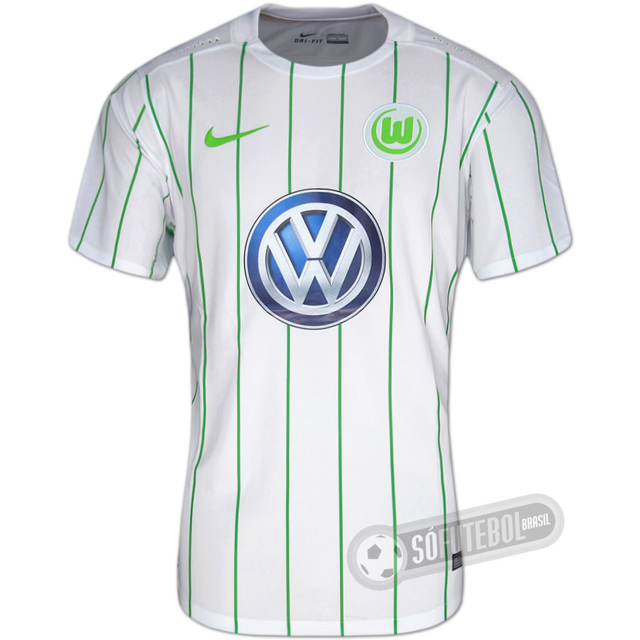 Camisa Wolfsburg - Modelo II. Carregando. d03b67e4dd721