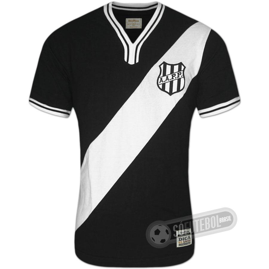 Camisa Ponte Preta 1977 - Modelo II. Carregando. ef779a908be06