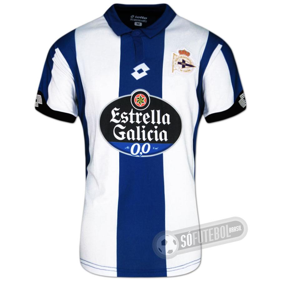 754aed650 Camisa La Coruña - Modelo I