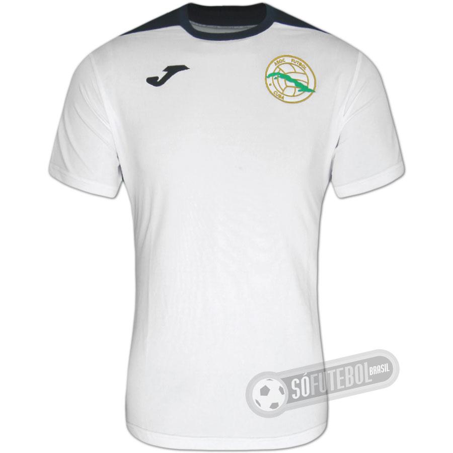 Camisa Cuba - Modelo II dfa997aa4487d