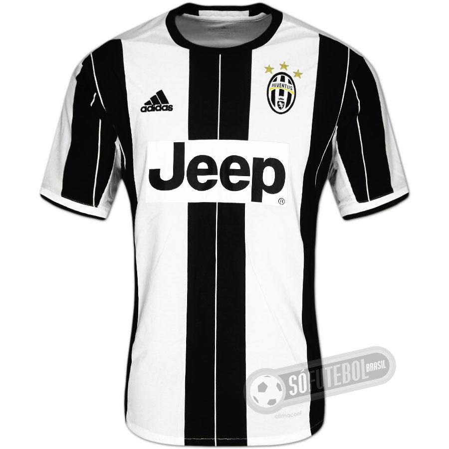 c518119ac Camisa Juventus - Modelo I