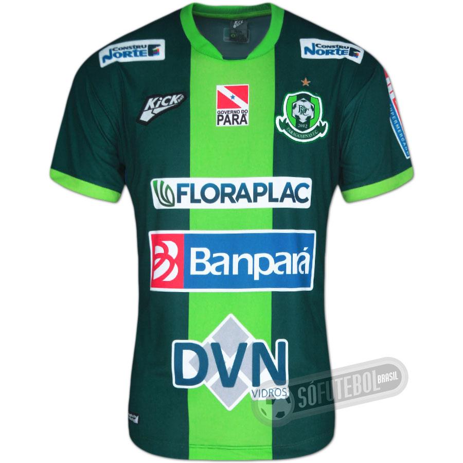 Camisa Paragominas - Modelo I fb19a72822965